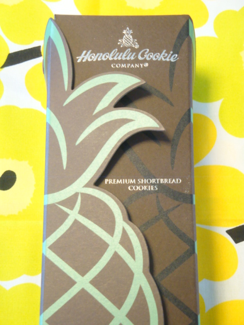 Honolulu Cookie
