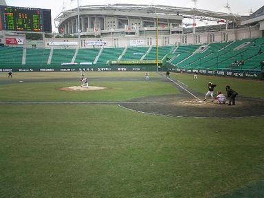 文鶴野球場
