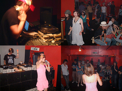 GT005のライブ(M*F*S*C*feat.Nana)