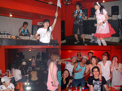 GT005のライブ(Nagomu Union)