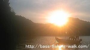 佐賀県 北山 ダム ボート うおまん 釣り ブラック バス 魚萬