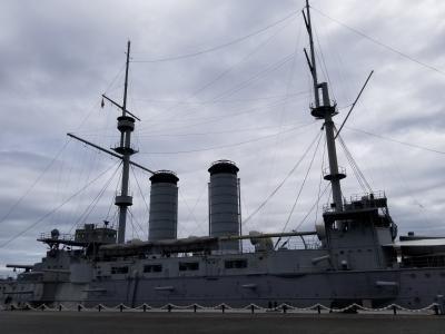 船の上の歴史ミュージアム 三笠
