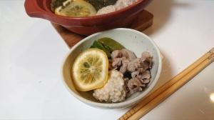 レタスレモン鍋4