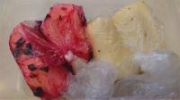 山芋の紅白漬4
