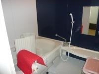 ホテルのような浴室