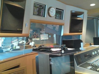 映画告知ラジオ出演