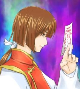 てっきり、兵部大輔なら、醍醐さん(眼鏡だし)を描くと思った人もいるかもしれんが、そんな予想通りにはいかないものさ!!(何)
