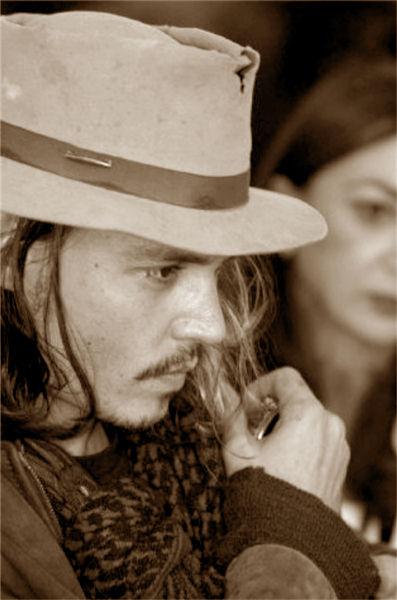 帽子はジョニーの友達
