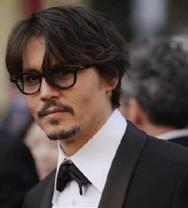 アカデミー賞の会場でもひときわ清かな空気を漂わせていたジョニー。