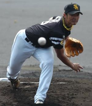 斉藤和巳投手