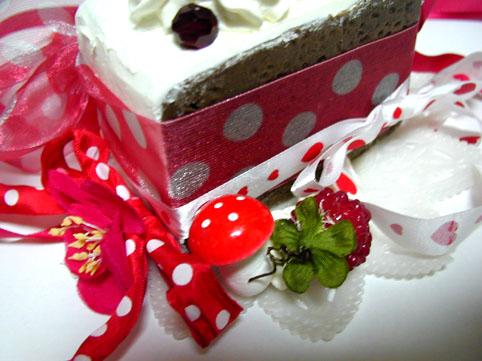 キノコケーキ2
