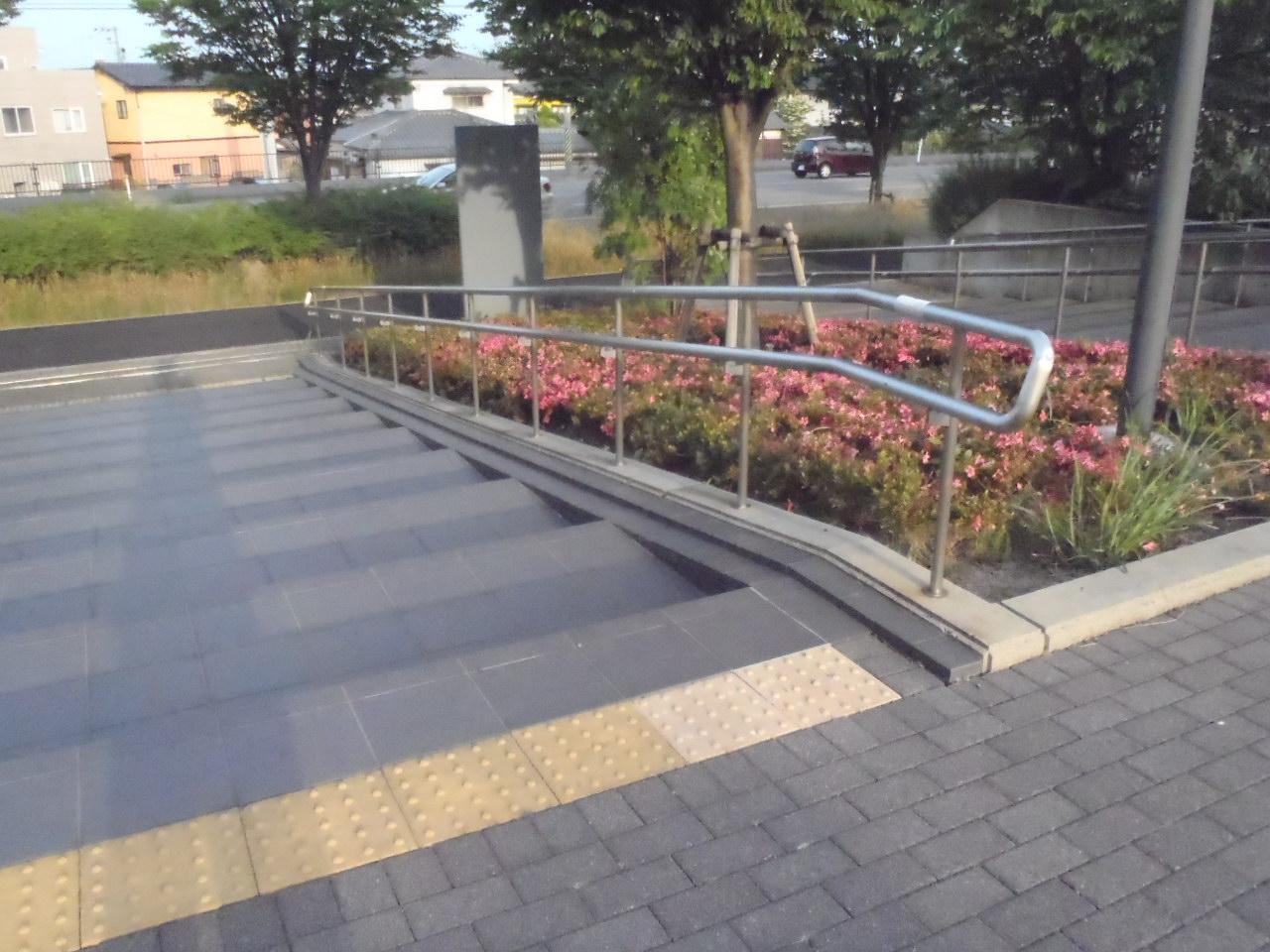 ハンドレール情報 新潟市中央区美咲町