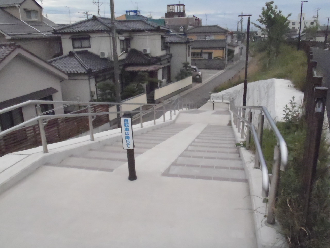 新潟市西区青山