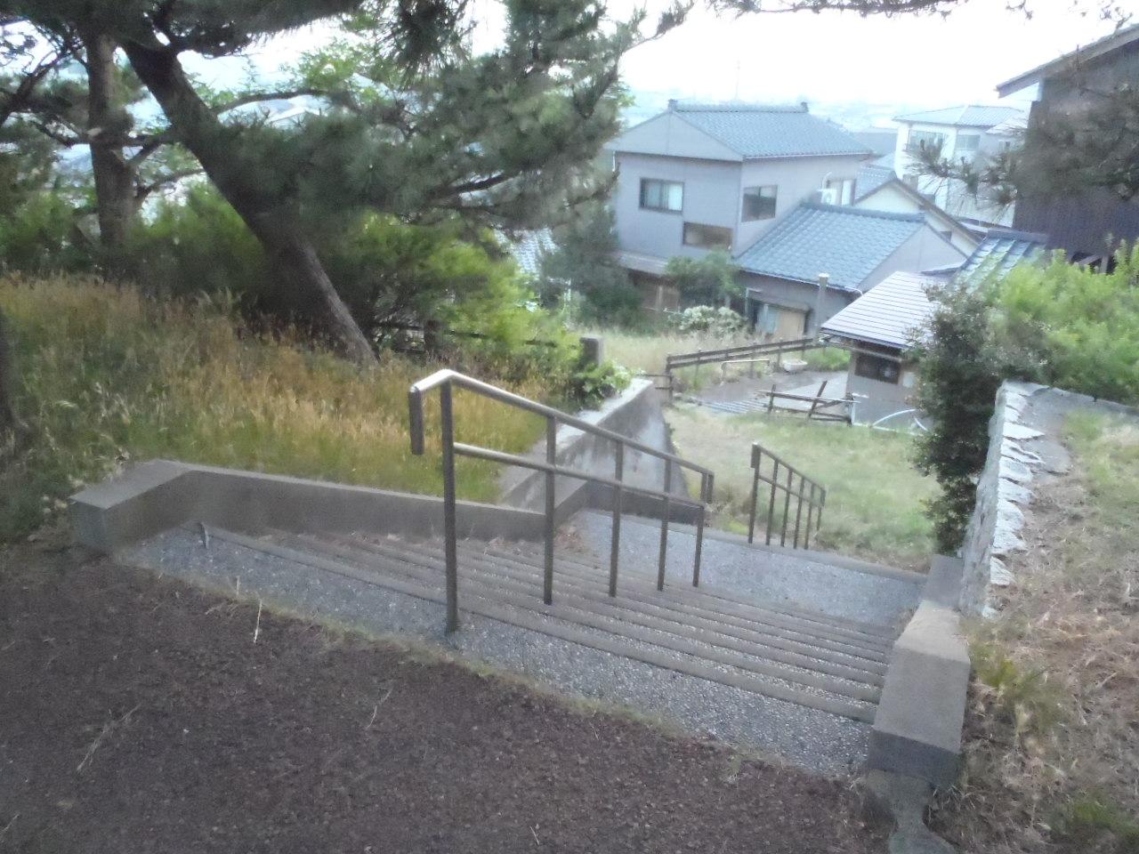 新潟市東区大山台公園