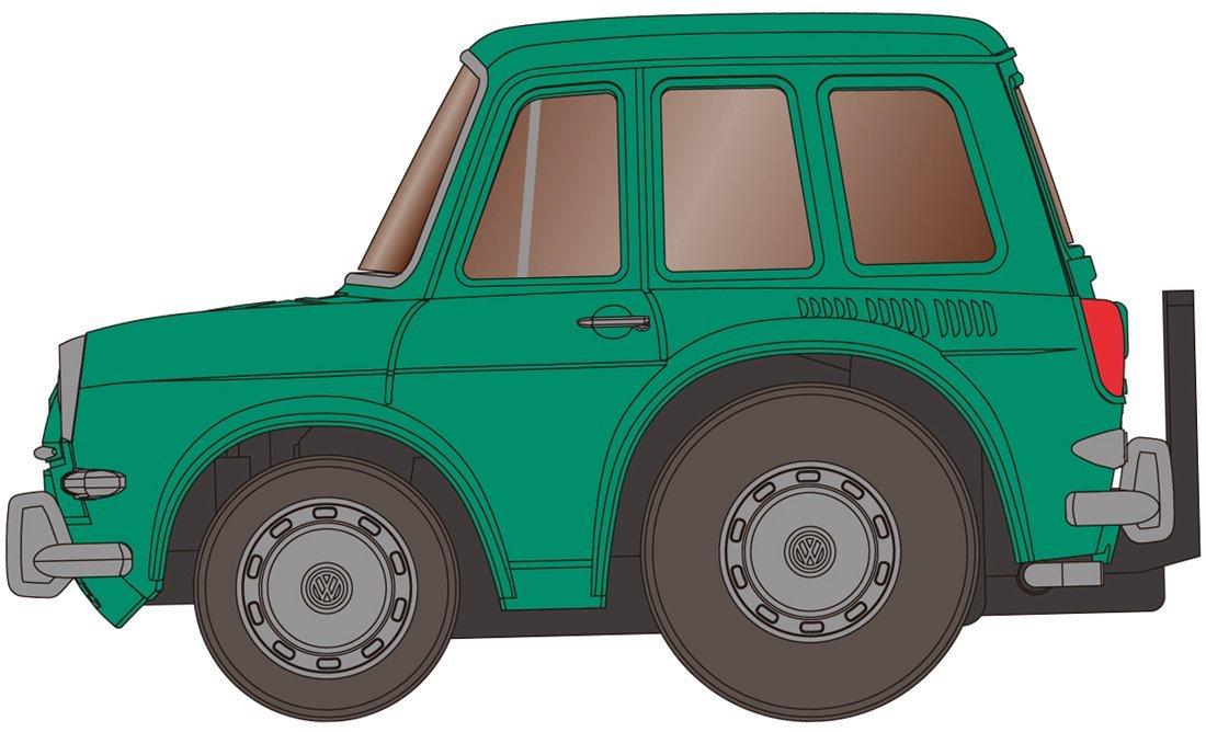チョロQ zero Z-32b VWタイプ? ヴァリアント(緑)