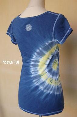 20131007タイダイTシャツ