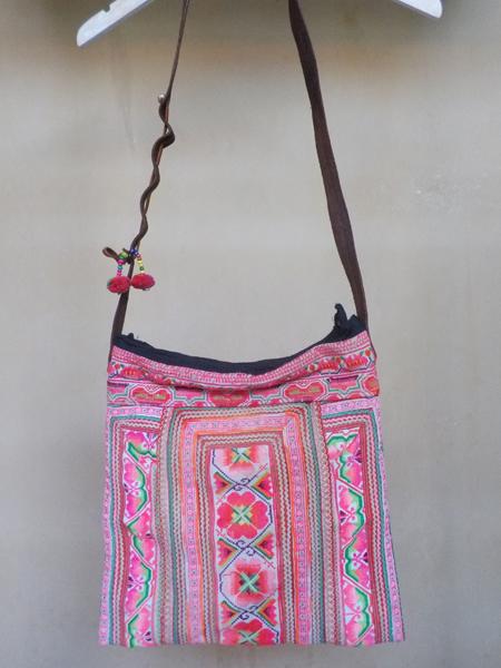 20150723古布刺繍バッグ