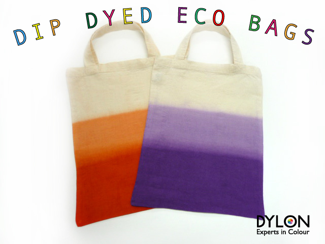 DIP DYED ECO BAGS
