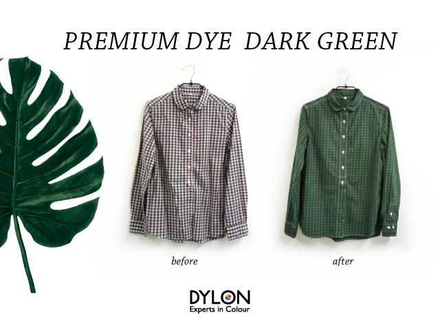 DYLON DARK GREEN