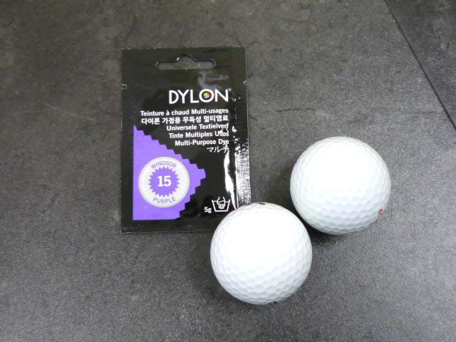 ゴルフボール ダイロン