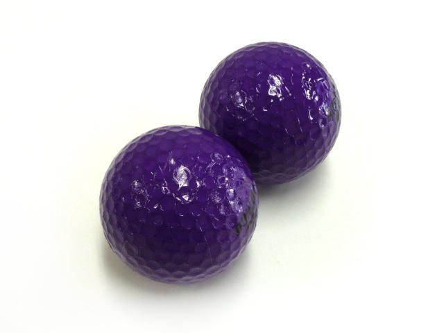 ゴルフボール カラー