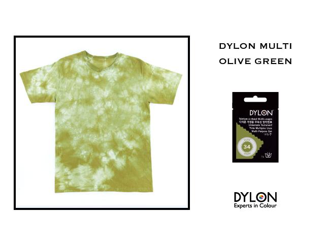 DYLON OLIVE GREEN