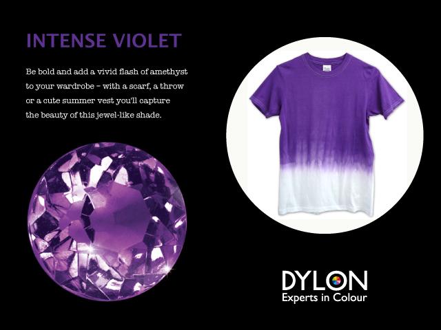 DYLON intese violet