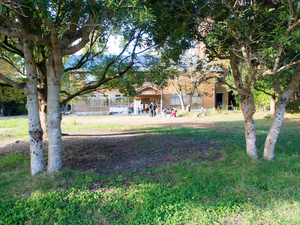 モリコロパークの庭園2