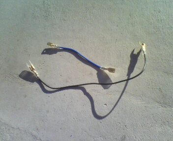 ケーブル作った