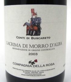 バラの騎士、という名のワイン