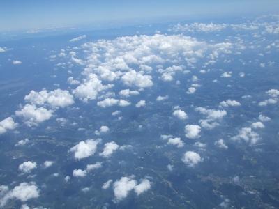 霧島は雲の中