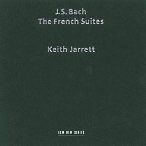 キースジャレット フランス組曲