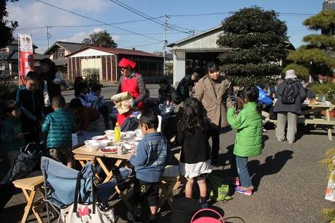 国分牧場直売所1周年記念感謝祭