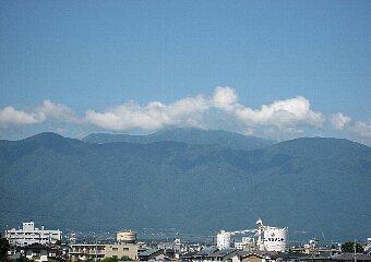 夏雲・高ボッチ高原