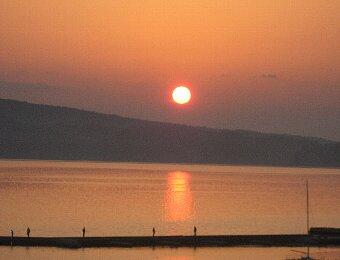 日本海の夜明け09