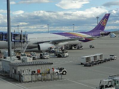 タイ国際航空TG647