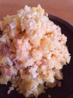 チーズポテサラ2