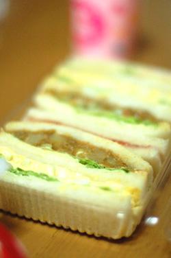 おかんのサンドイッチ