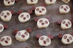 どうぶつクッキー パンダ