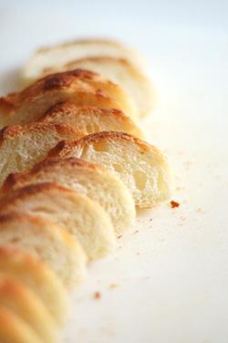 ミニフランスパン 失敗作
