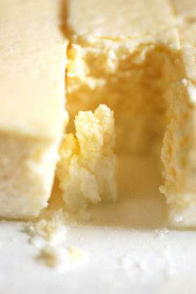 oisixチーズケーキ