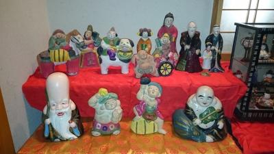 鵜渡川原人形