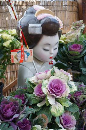 京都十六社朱印めぐりにて