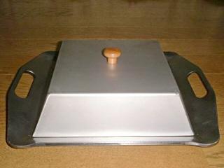 オリジナルサイズ鉄板用フタ