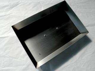スノーピークーL用ステンレス1,5mm厚の蓋