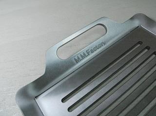 スノーピークL対応グリル9.0mm厚