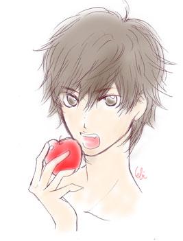 むつりんご食いたい