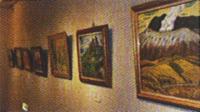 菊池市文化協会絵画展
