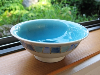 モザイク小鉢
