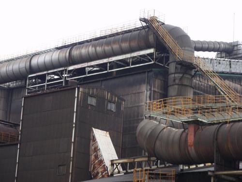 日本冶金工業川崎製造所 プラント